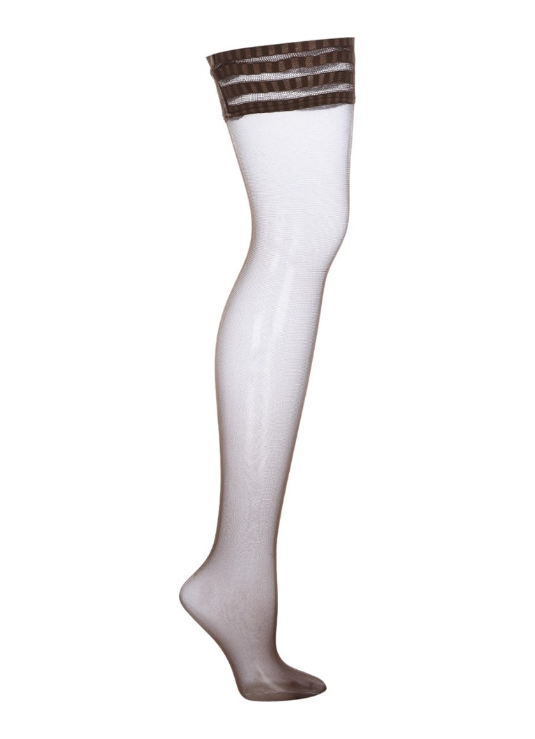 Falke Pure Matt hold ups in 20 denier