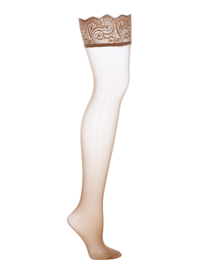 Falke Matt Deluxe hold ups in 20 denier
