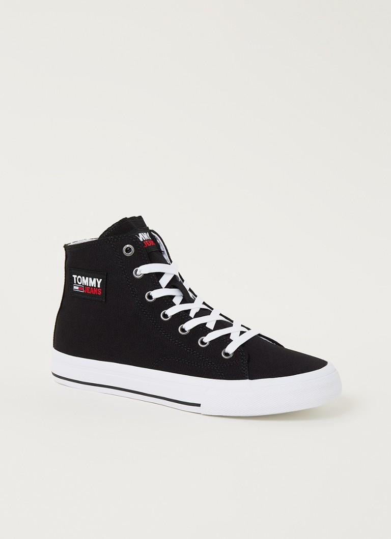 Tommy Hilfiger Sneakers Tommy Jeans Midcut V Zwart online kopen