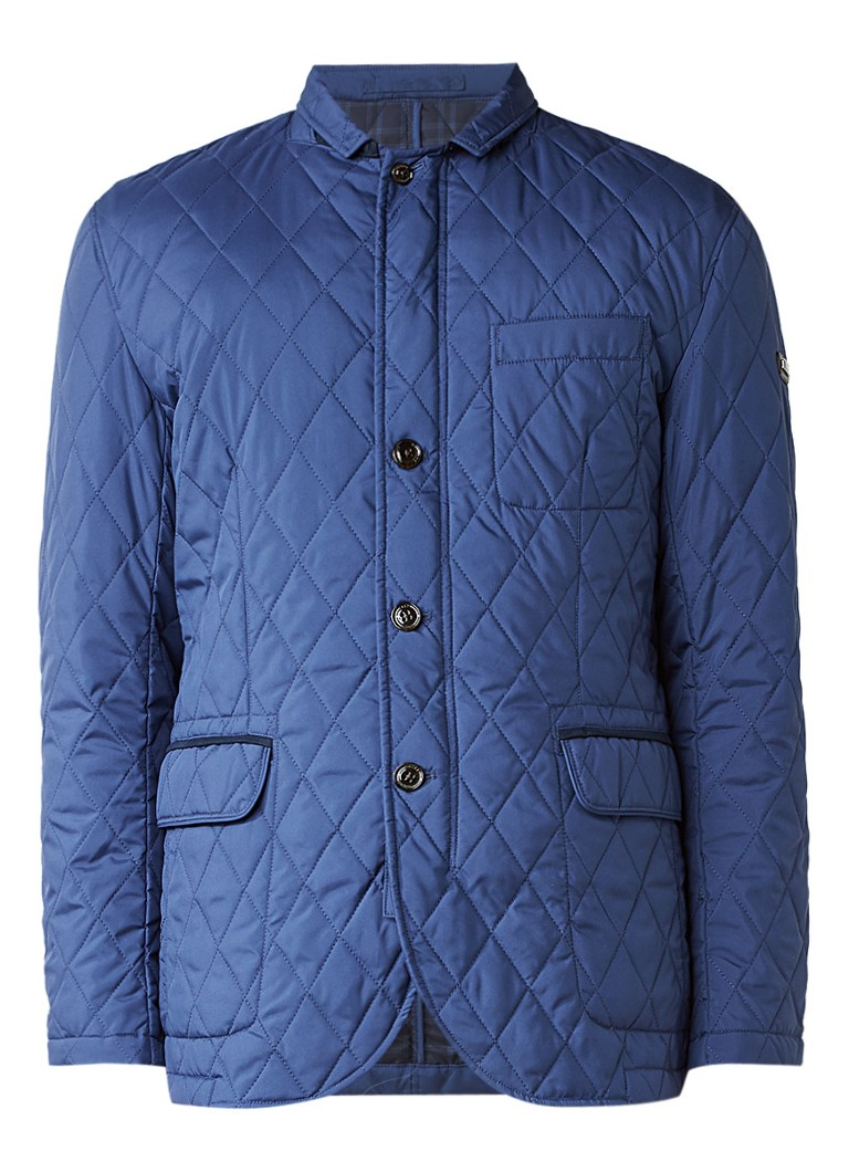Hackett Kinloch quilted thermo jack