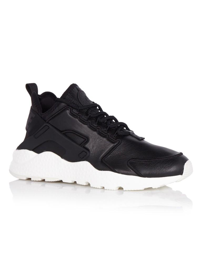 Nike Air Huarache Run sneaker van leer