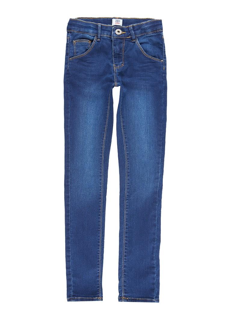 Tumble 'n Dry Pearl extra skinny jeans met medium wassing