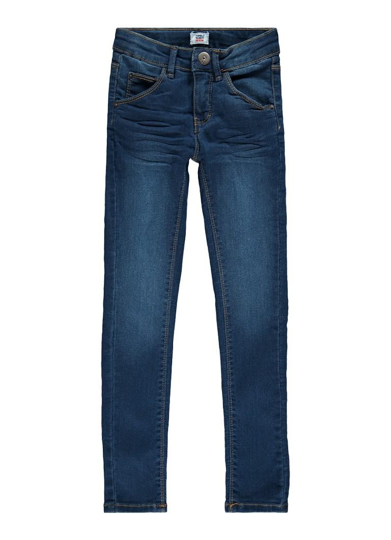 Tumble 'n Dry Pearl extra skinny fit jeans met garment dye
