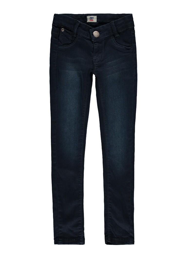 Tumble 'n Dry Ocean skinny fit jeans met donkere wassing