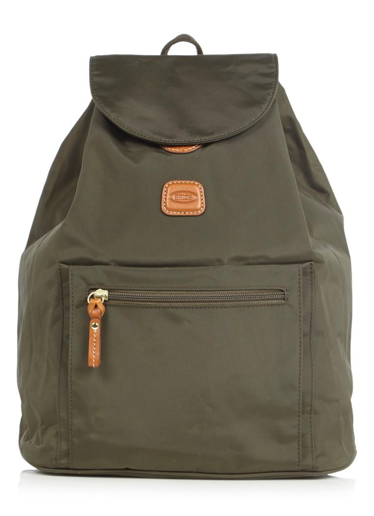 Bric's X-Bag rugzak groen