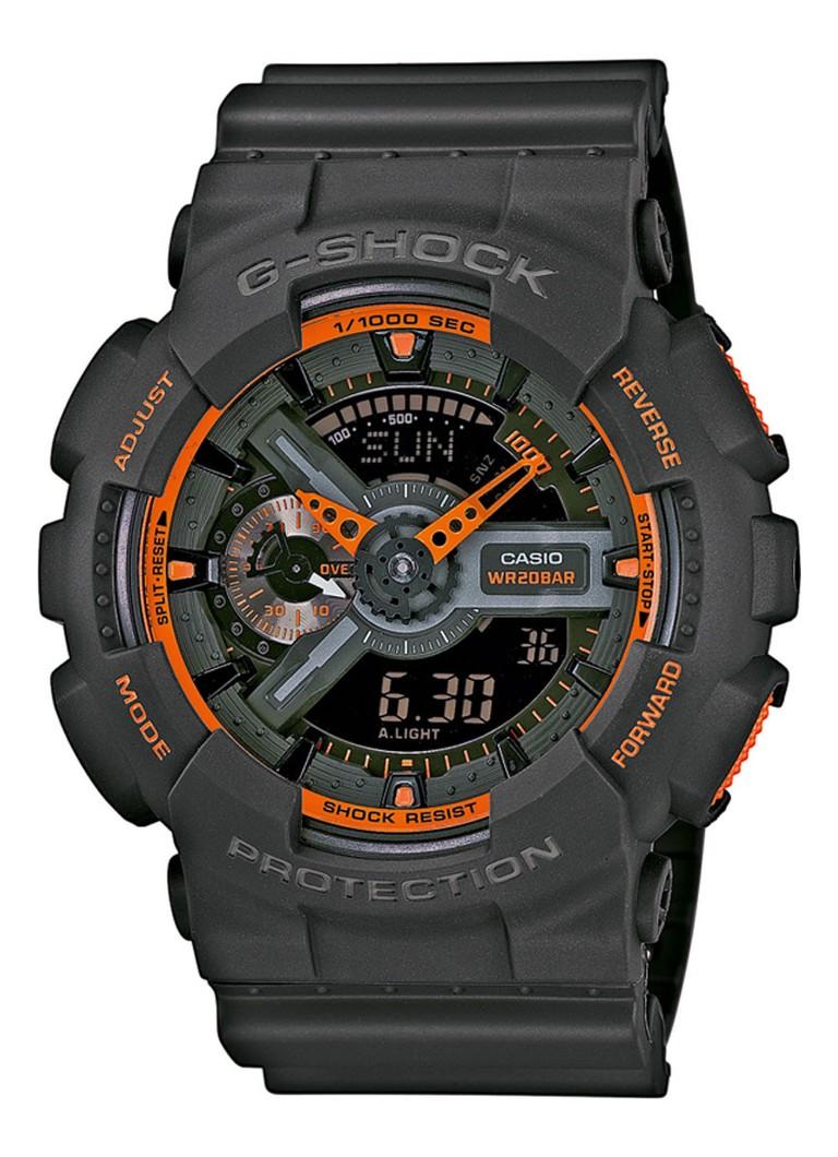 G-Shock Horloge GA-110TS-1A4ER