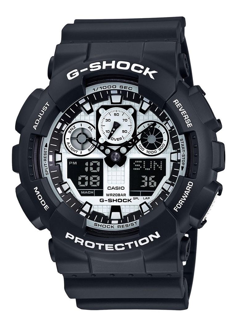 G-Shock Herenhorloge GA-100BW-1AER