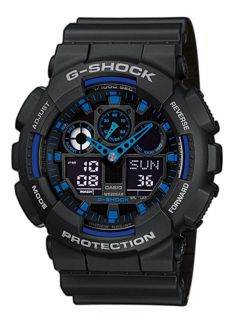 G-Shock Horloge GA-100-1A2ER