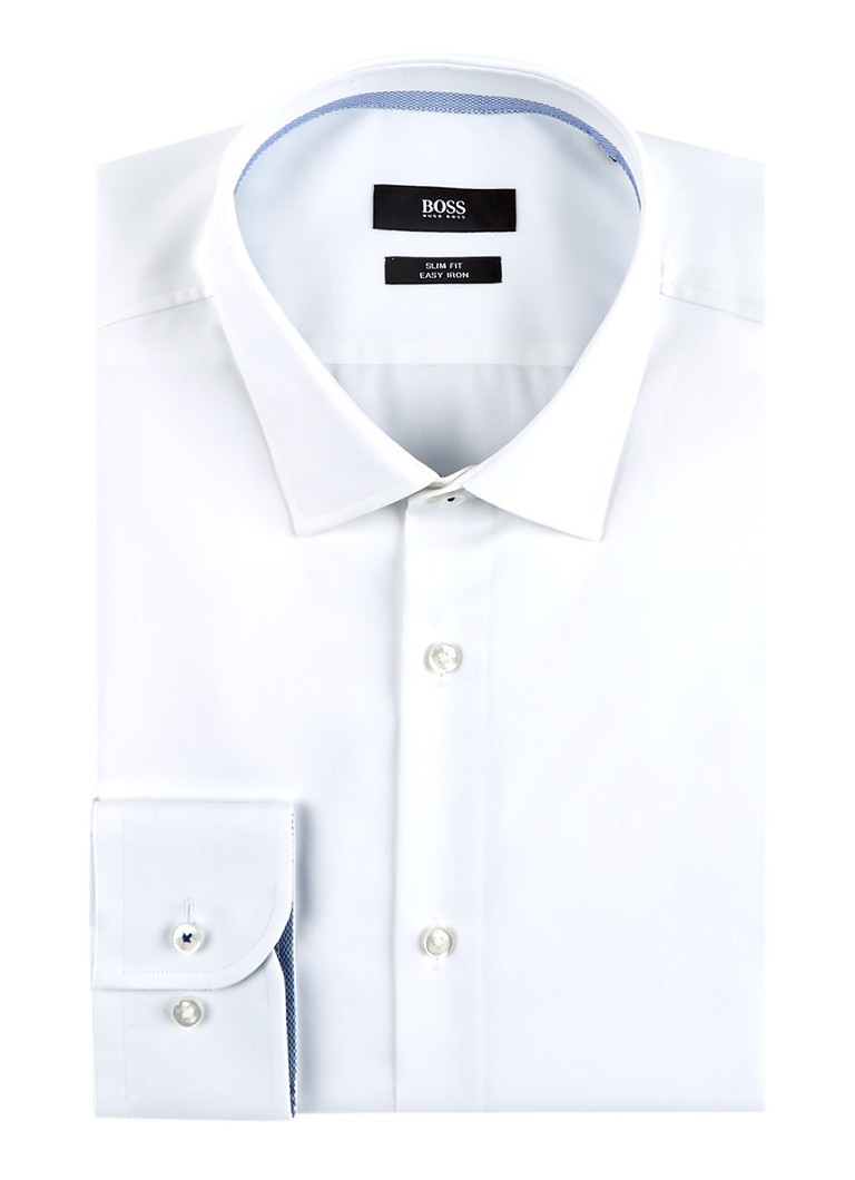 HUGO BOSS Jesse slim fit easy iron overhemd