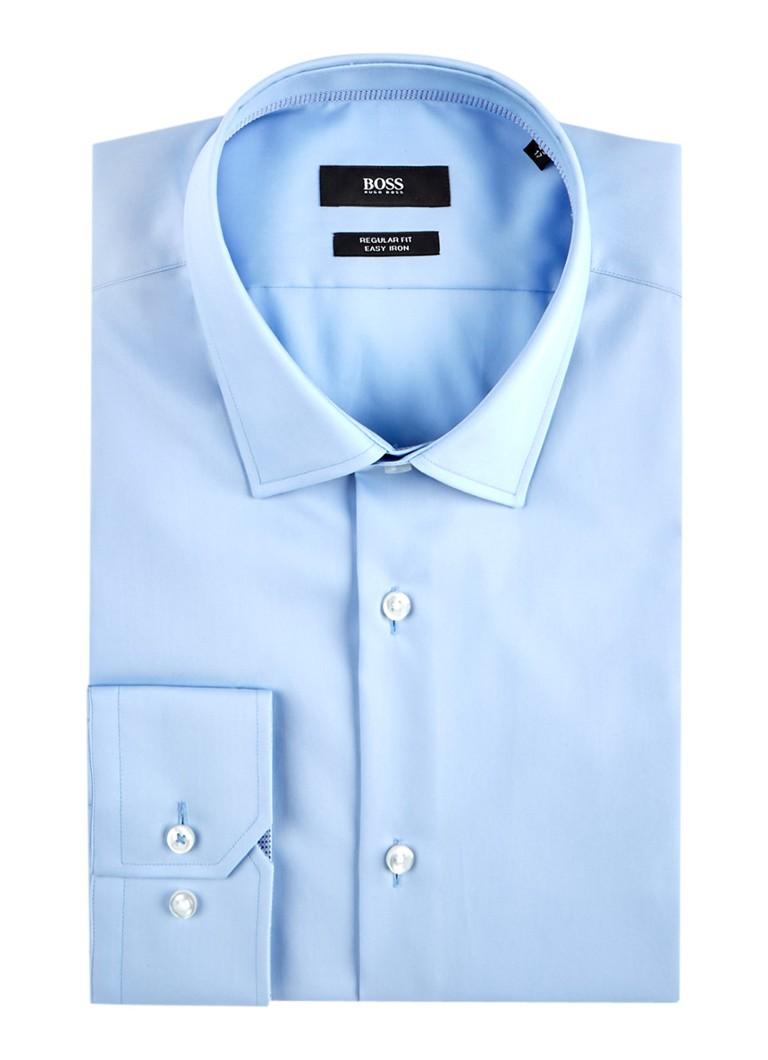 HUGO BOSS Gelson regular fit easy iron overhemd