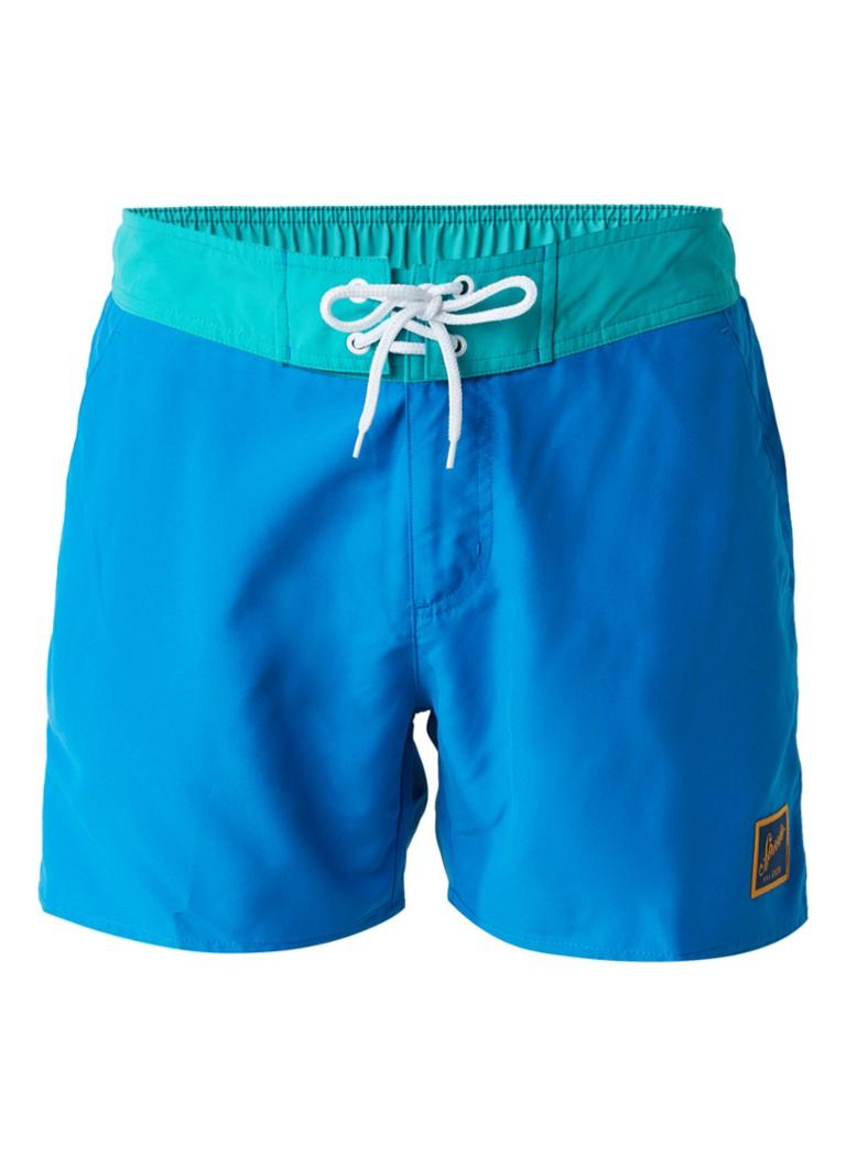 Speedo Zwemshorts met contrasterende tailleband