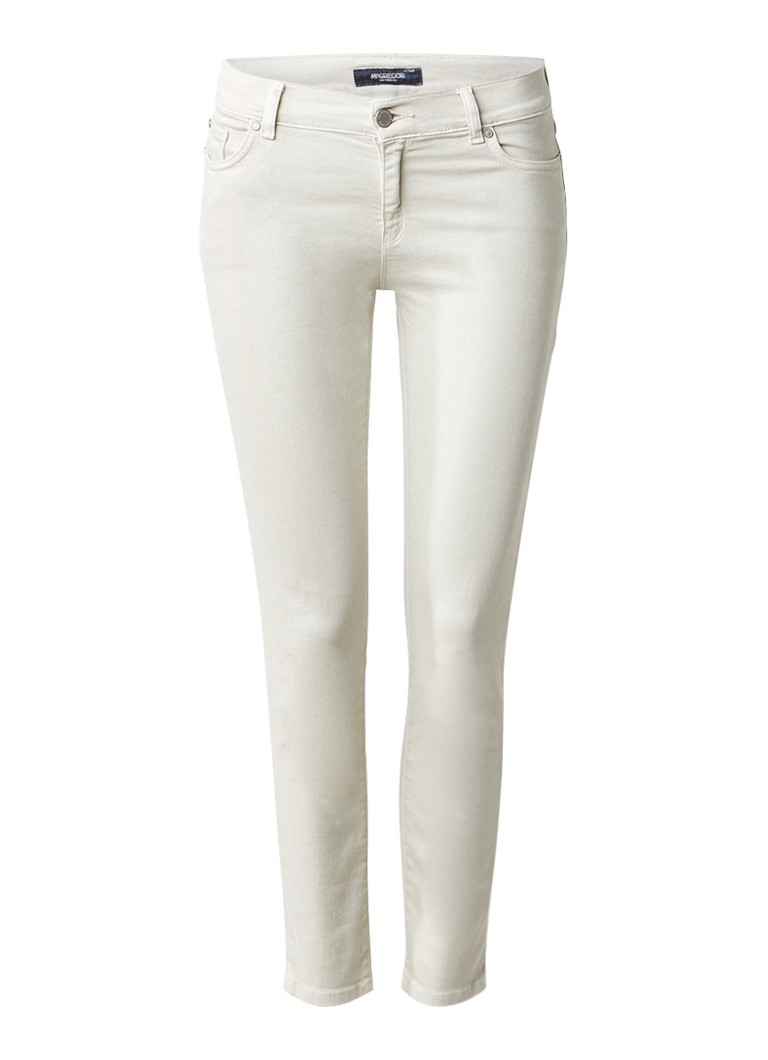 McGregor Mandy mid rise slim fit cropped jeans