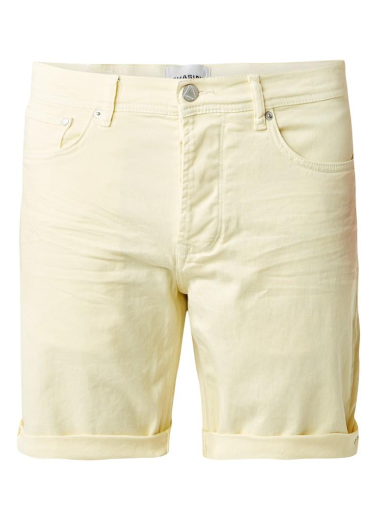 Chasin Liam regular fit chino shorts