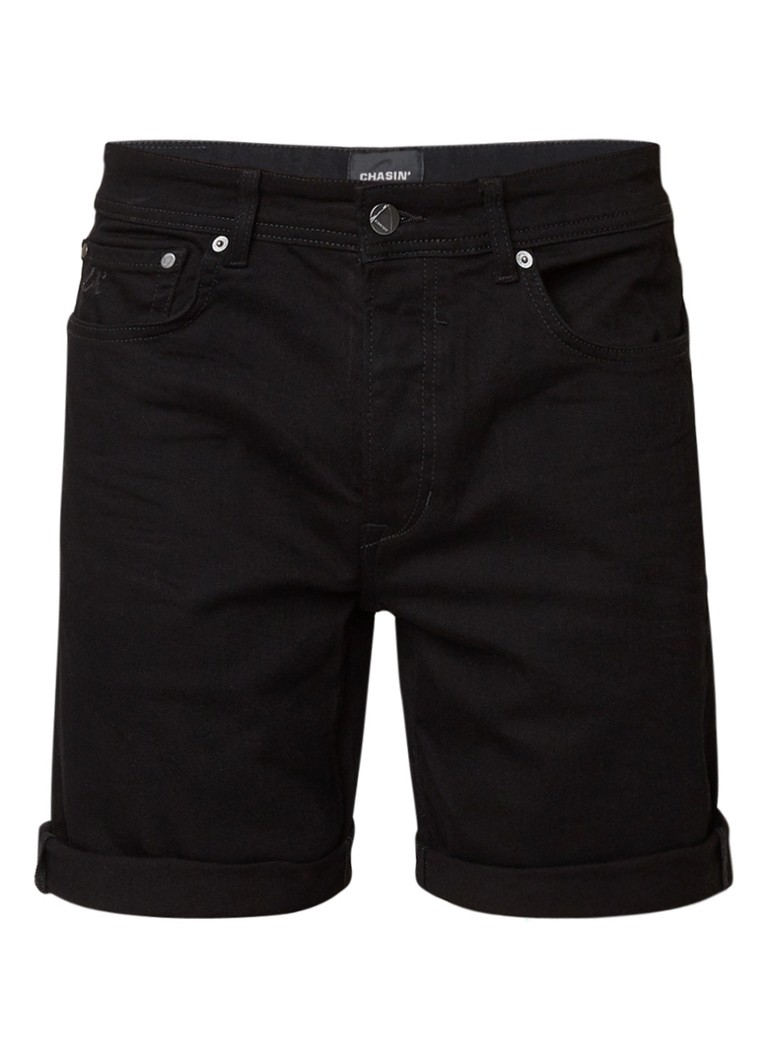 Chasin Liam S relaxed fit shorts van denim