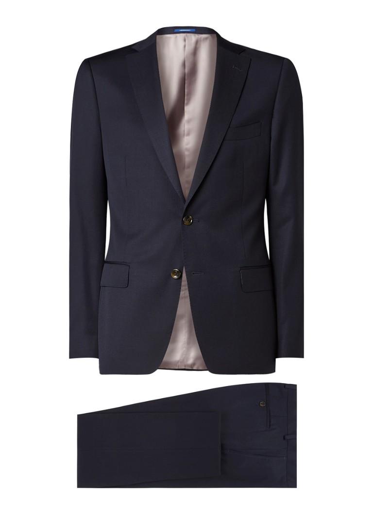 Van Gils Ellis tailored fit pak in wolblend