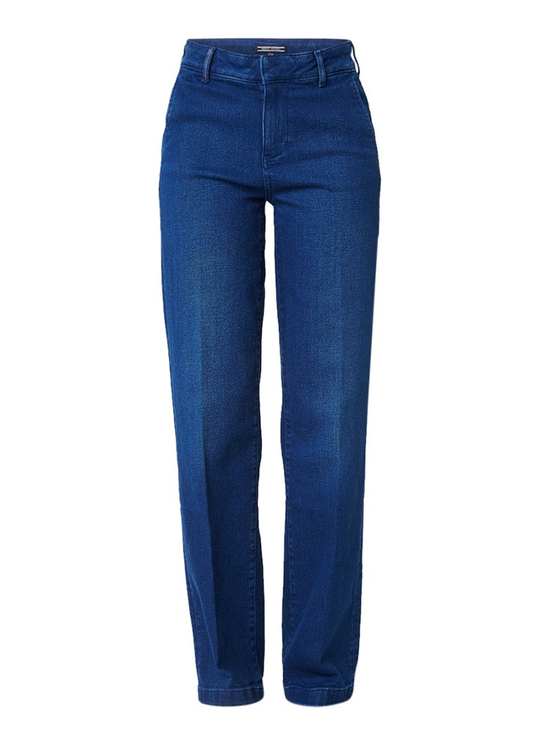 Tommy Hilfiger Timi high rise straight fit jeans
