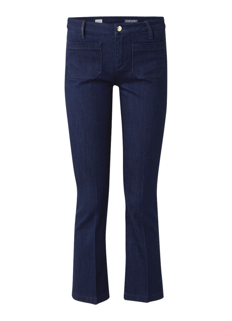 Tommy Hilfiger Como mid rise flared fit 7 8 jeans