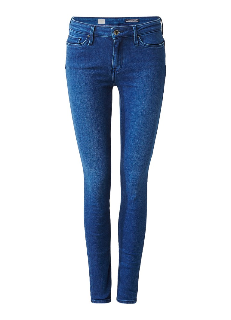 Tommy Hilfiger Como mid rise skinny jeans