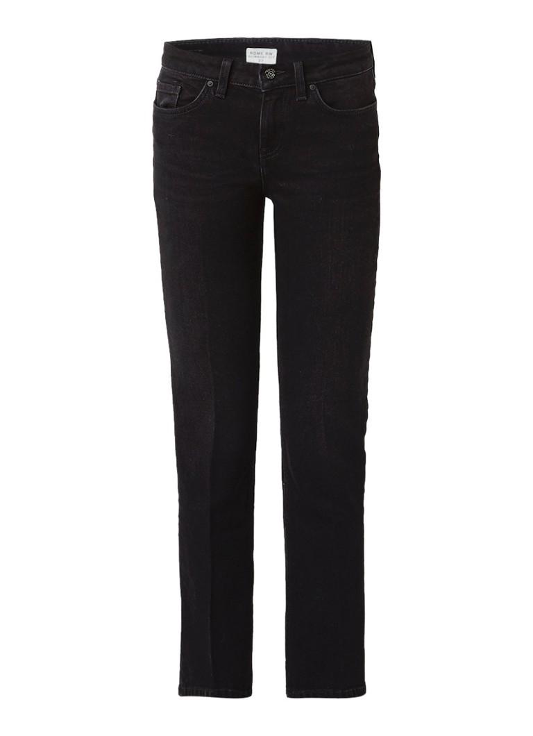 Tommy Hilfiger Rome RW Slim Boot fit jeans met persplooi