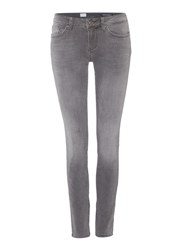 Tommy Hilfiger Venice low rise skinny jeans met faded look