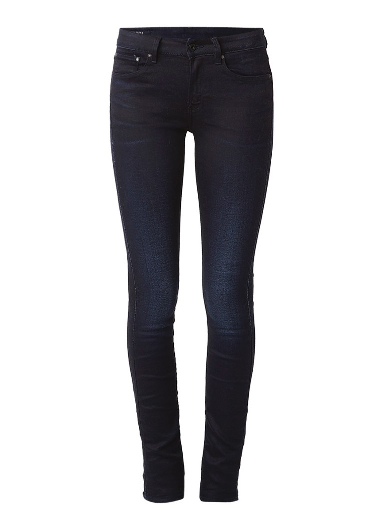 G-Star RAW 3301 mid rise skinny fit jeans