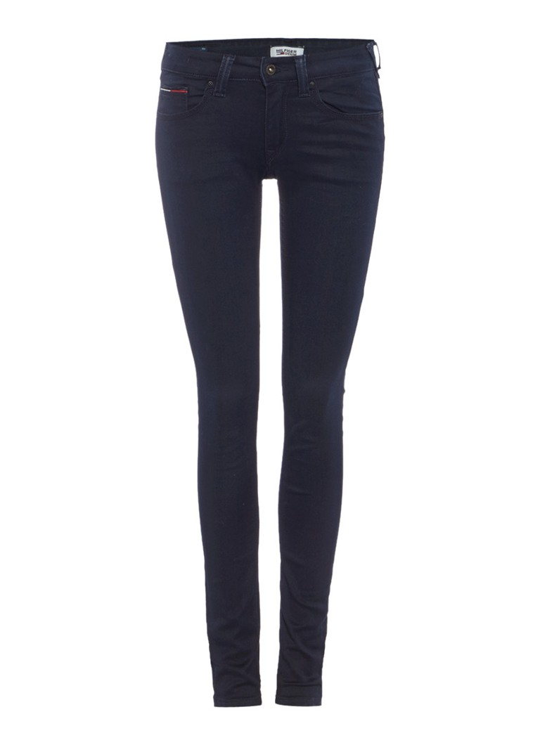 Tommy Hilfiger Sophie low rise skinny jeans met stretch