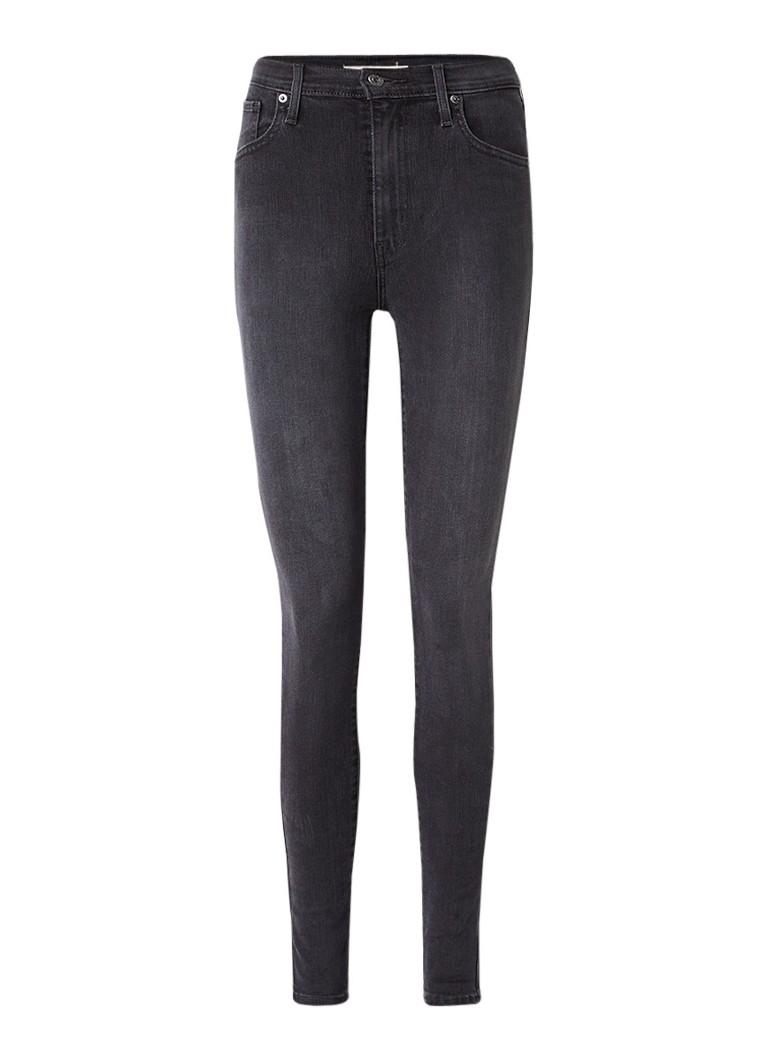 Levi's Mile high super skinny jeans met stretch