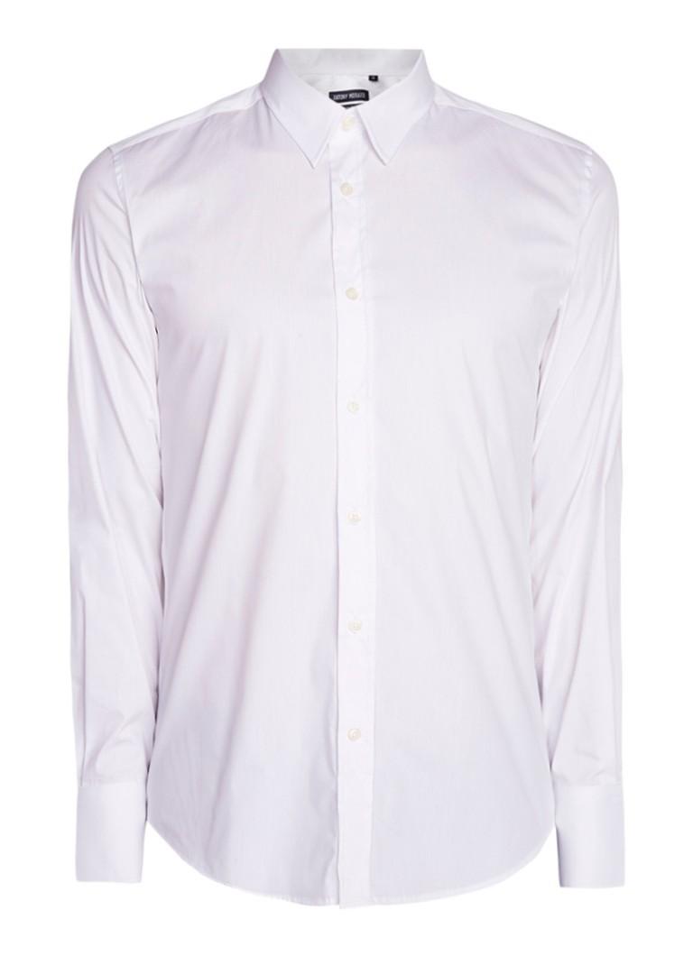 Antony Morato Super slim fit overhemd met stretch