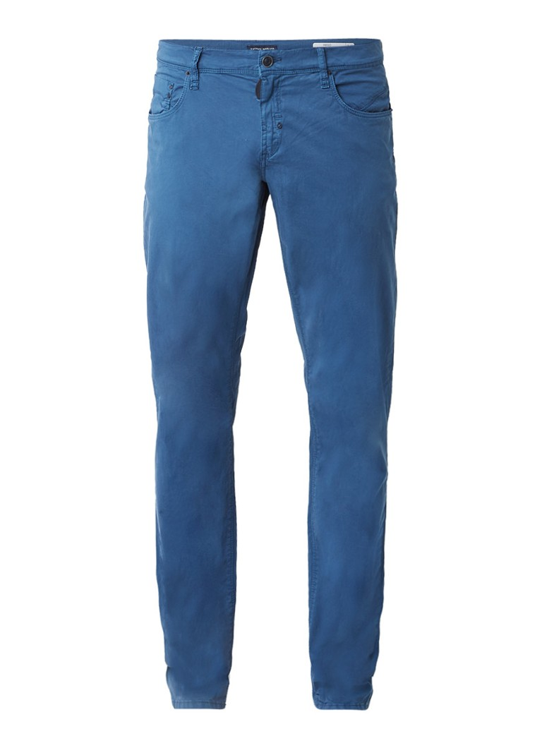 Antony Morato Fredo skinny fit jeans met gekleurde wassing