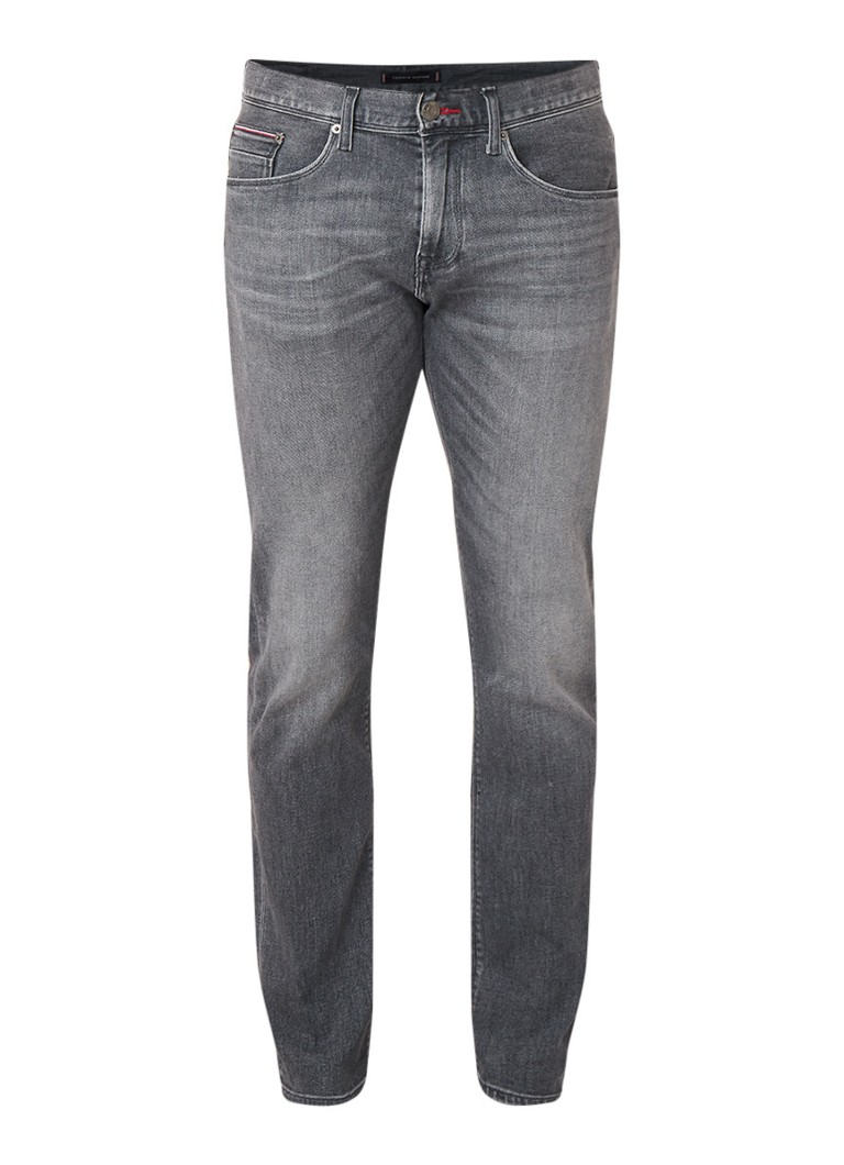 Image of Tommy Hilfiger Bleecker slim fit jeans met stretch