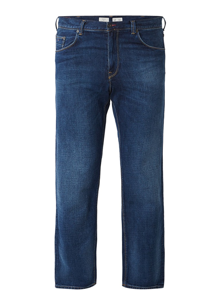 Tommy Hilfiger Madison comfort fit jeans met medium wassing