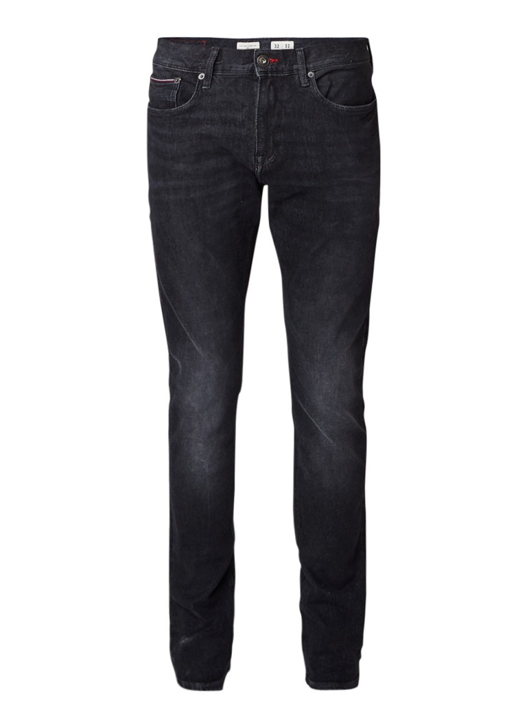 Tommy Hilfiger Layton extra slim fit jeans met stretch