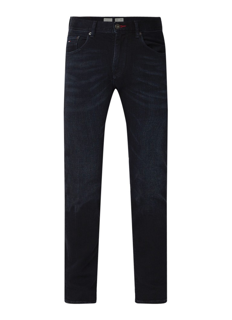 Image of Tommy Hilfiger Denton straight fit jeans met stretch