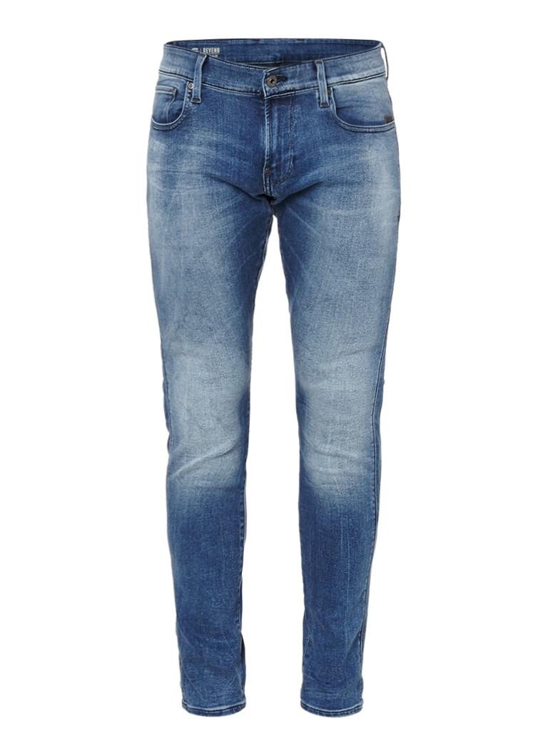 G-Star RAW Revend super slim fit jeans met faded look