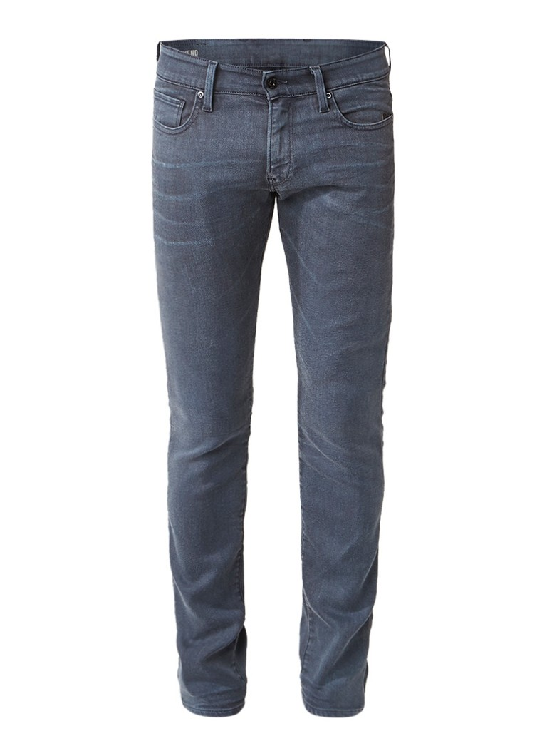 G-Star RAW Revend super slim jeans met washed look