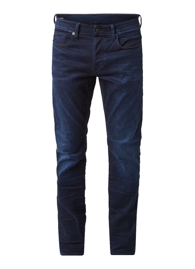 G-Star RAW 3301 Slander high rise tapered fit jeans