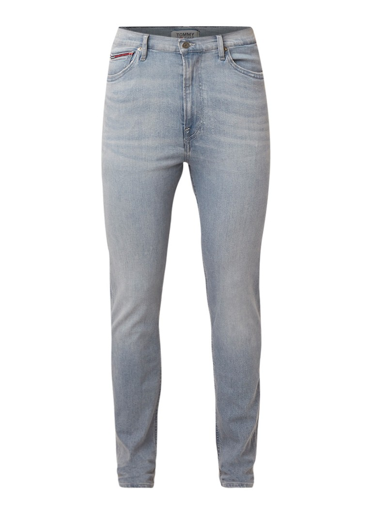 556a632a Tommy Hilfiger Simon skinny fit jeans met lichte wassing