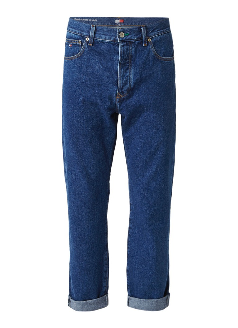 Tommy Hilfiger 90s Classic cropped straight fit jeans