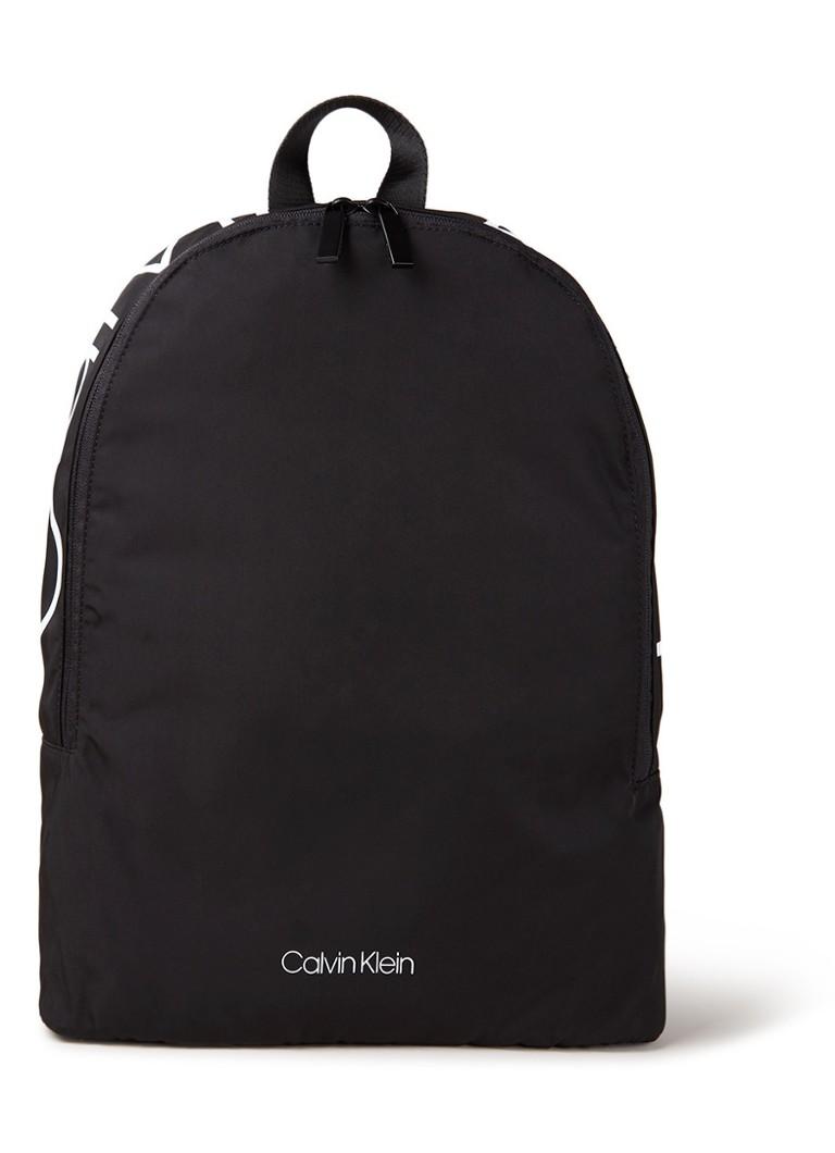 Calvin Klein Item Story rugtas met logoprint