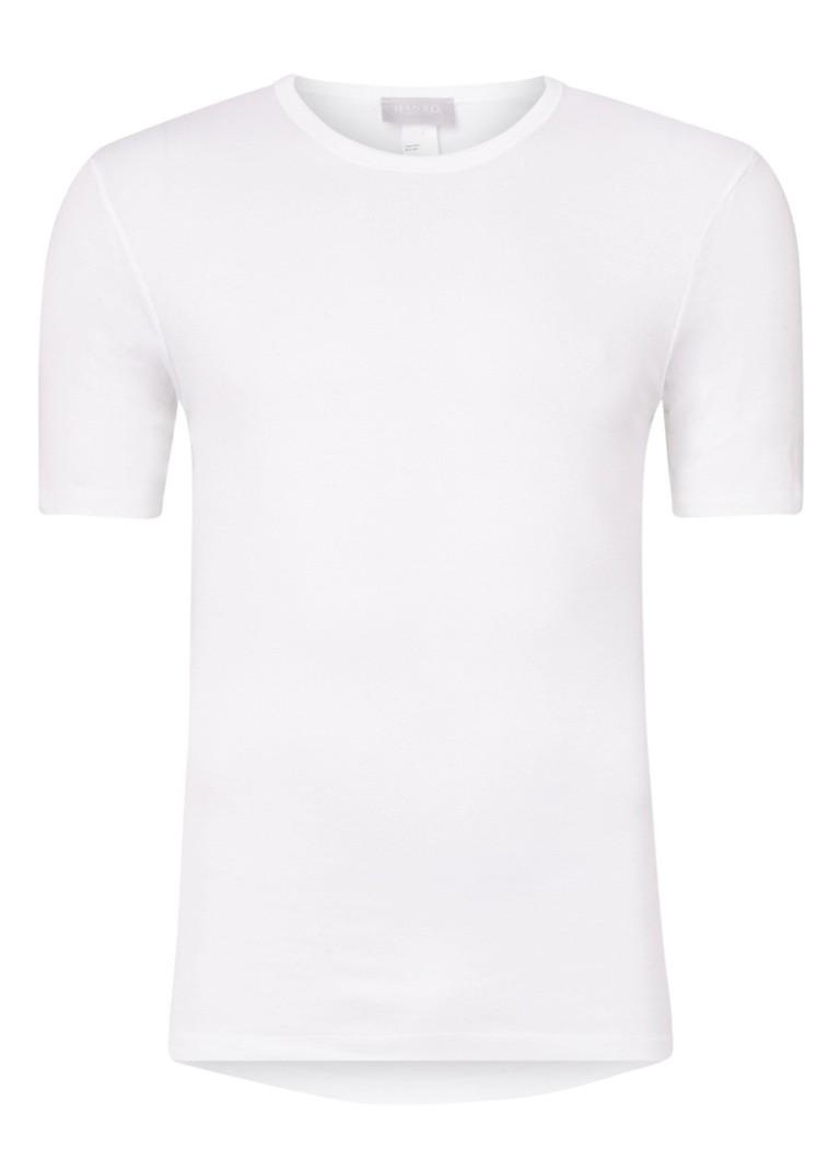 T shirt van gemerceriseerd katoen