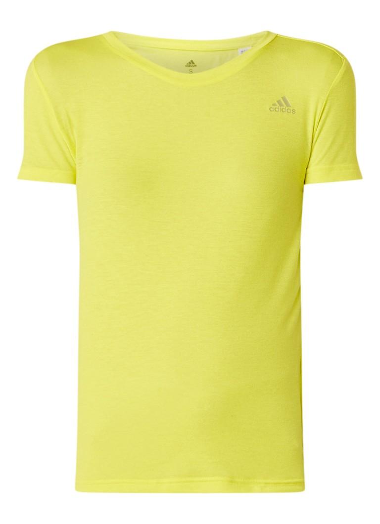 adidas Freelift Prime trainings T-shirt met Climalite