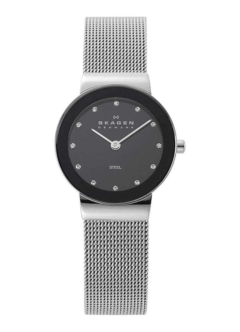 Skagen Horloge Freja 358SSSBD
