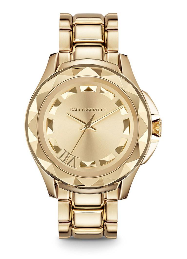 Karl Lagerfeld Horloge KARL 7 KL1019