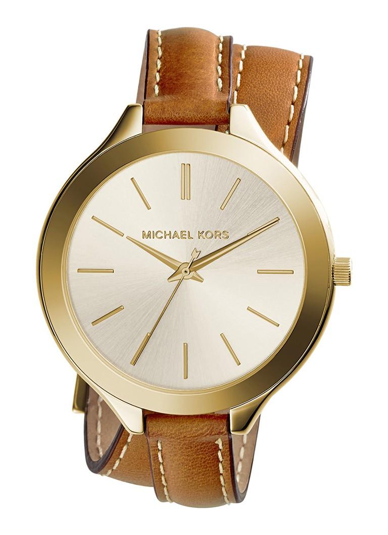 Michael Kors Horloge Slim Runway MK2256