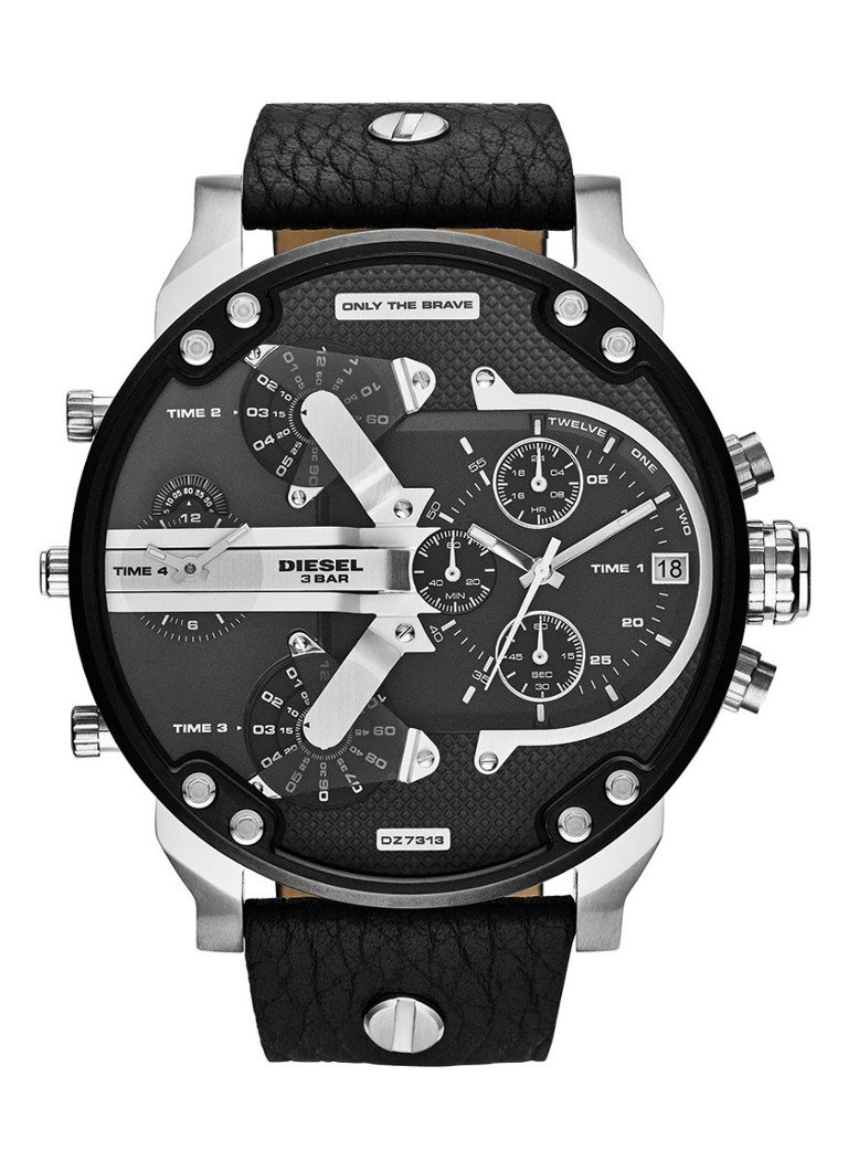 Diesel Horloge Mr  Daddy 2 0 DZ7313