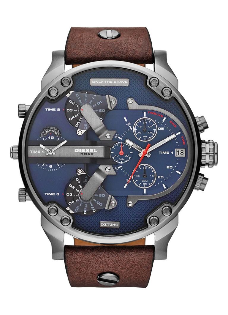 Diesel Horloge Mr  Daddy 2 0 DZ7314