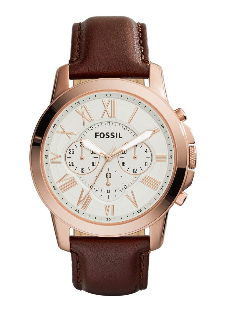 Fossil Horloge Grant FS4991