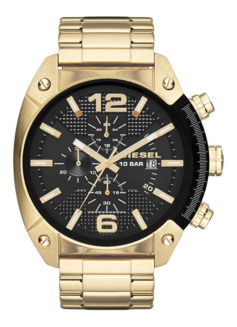Diesel Horloge Overflow DZ4342