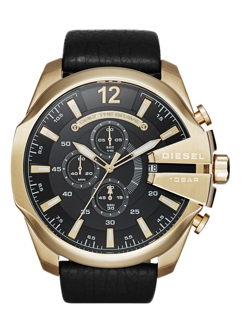 Diesel Horloge Mega Chief DZ4344