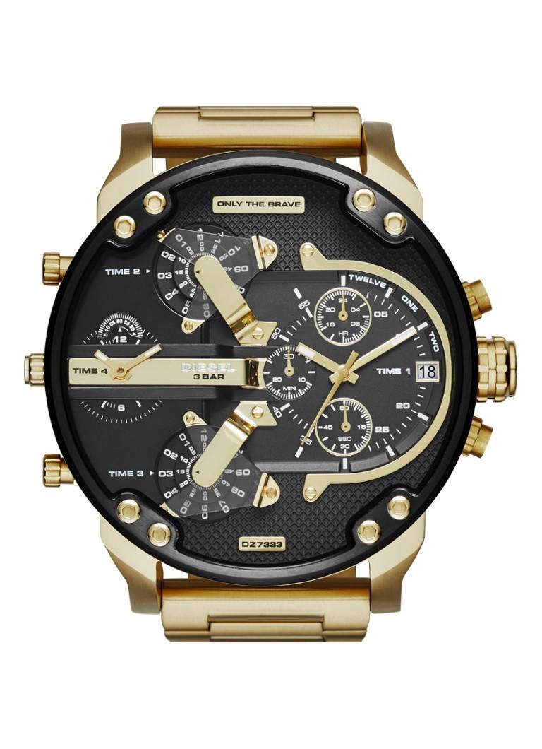 Diesel Horloge Mr Daddy 2 0 DZ7333